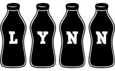 LYNN logo * Bottle STYLE *