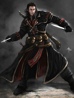 Resultado de imagem para shay cormac and haytham kenway yaoi Assassins Creed Rogue, Assassins Creed Quotes, Assassins Creed Black Flag, Assassin's Creed Wallpaper, All Assassin's Creed, Knight Art, Video Game Art, Rogues, Epic Characters