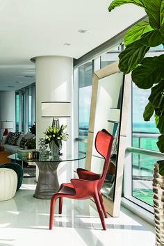 Roberto Migotto arrasa com décor impecável em Miami - Casa