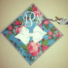 Decorate Your Graduation Cap at www.tasseltoppers.com