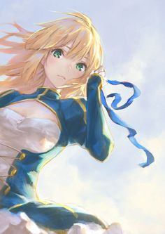 Saber - Fate Series amazing character http://amzn.to/2kU7l48