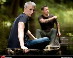 My man, Anderson Cooper. The Silver Fox. Anderson Cooper, Good People, Pretty People, Beautiful Men, Beautiful People, Gorgeous Guys, Newscaster, Behind Blue Eyes, Older Men