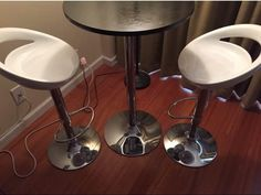 I just found this Two bar stools and table for $250 on #Trove! Check it out: