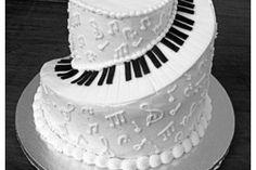 Piano Wedding Cake | piano-wedding-cake-music