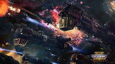 Battlefleet Gothic Armada 2 : Une suite un an après