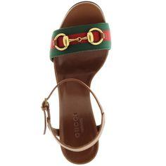 c42060eae52a Gucci Horsebit Sandals Brown in brown