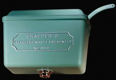 Thomas Crapper  Co. - High-level Cistern
