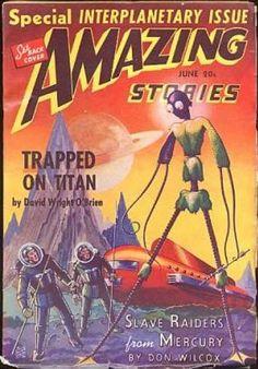 Amazing Stories 41