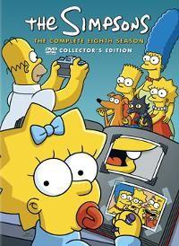 Simpsons season 8 DVD