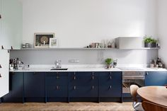 When it comes to kitchens, Scandinavians know best. They seem to create spaces are not only practically designed with plentiful storage, but also have subtle design flares that make the room a place you want to spend time in. Even the smallest kitchen can be made into a super stylish space. You only have to scroll through Pinterest to find an array of gorgeous kitchen ideas that can be achieved in many homes. These are our top tips to give your kitchen an update..