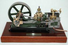 Stuart No 9 Steam Engine