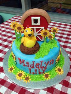 Chica Cake