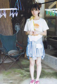 "omiansary27: "" ENTAME(月刊エンタメ) 2017年6月 Special Book Asuka-chan Credit- La_mela """