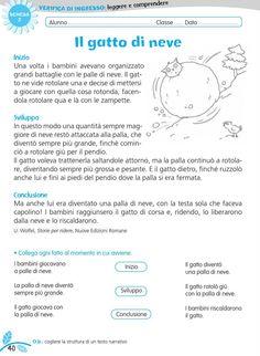 from luni e tuni in sequenze Italian Grammar, Italian Lessons, Learning Italian, Worksheets, Homeschool, Knowledge, Language, Coding, Teaching