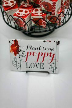 """""""Plant some poppy lo"""