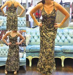 Gorgeous Maxi Dress!