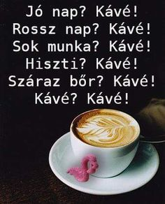 Coffee Love, Coffee Break, Positive Thoughts, Latte, Stuffed Mushrooms, Tableware, Humor, Food, Dolphins