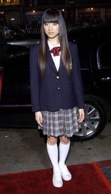 Chiaki Kuriyama at event of Kill Bill: Vol. 1
