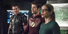 """The Flash: 26 Photo Preview Of Ep. 208, """"Legends Of Today"""""""