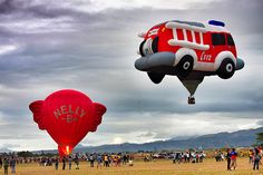 Hot Air Balloon Festival at Clark Pampanga