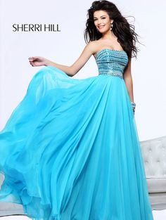 Sherri Hill 1539 Prom Dress 2013