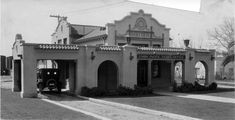 Union Pacific station in Whittier, CA. was probably built in the mid and was demolished in the A Ghost station, but if you look close enough (and with enough imagination), you might see a young Richard Nixon waiting for a train. East Los Angeles, Los Angeles County, California History, Southern California, Old Pictures, Old Photos, Bungalow, Whittier California, San Gabriel Valley