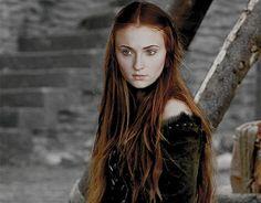 Princess of the Winterfell Sansa Stark
