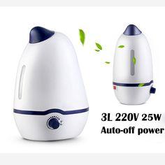 Big Capacity 3L Air Humidifier Essential Oil Diffuser Ultrasonic Humidifier Mist Maker Fogger Mist Maker Aroma Lamp Nebulizer