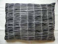 A pair of pure linen flax pillowcase pillow case by LinenForHome