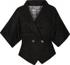 JASMIN lightweight linen jacket   Komodo UK