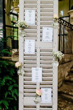 Les photos d'une organisation de mariage