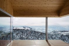 One of the highlights of these cabins are the mountain views that fill its rooms. Tagged: Windows and Metal. Photo 5 of 10 in These Cabins in a Utah Ski Resort Are Designed to Help Spark Social Change. Browse inspirational photos of modern windows. Utah Ski Resorts, Cedar Walls, Modern Windows, Mountain Resort, Interior Exterior, Architect Design, Contemporary Architecture, Traditional House, Skiing