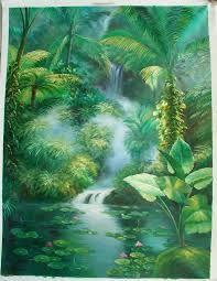 Resultado de imagen para landscape oil painting