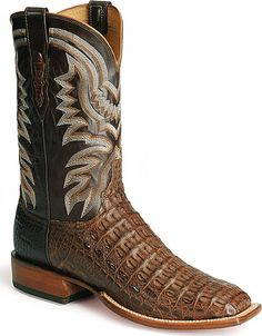 Lucchese Caiman boots