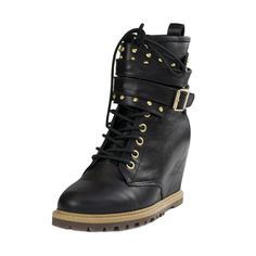 London Wedge Black...this is just AWESOME!