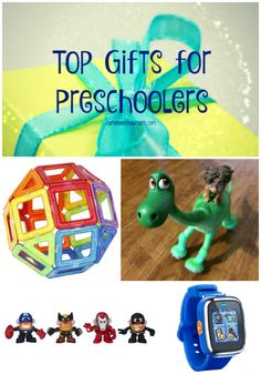 Check out the top gifts for preschoolers in 2015!  These gift ideas in this guide would be great for Christmas or the holiday season.