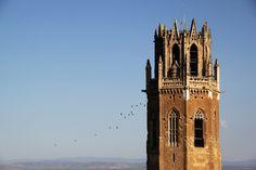 Campanar, la Seu Vella (Old City), Lleida, Catalonia. Secret Places, Old City, Tapas, Medieval, Buildings, To Go, Spaces, Photo And Video, Landscape