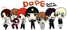 #BTS #DOPE