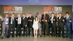Tickets On Sale for GLORY 4 Tokyo: Heavyweight Grand Slam - Fight Network Tim Thomas, Robin Van, Kickboxing, Finals, Rome, Tokyo, Presentation, Tokyo Japan, Rum