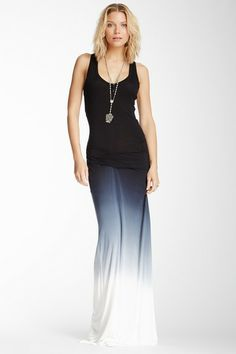 Hamptons Racerback Ombre Maxi Dress on HauteLook