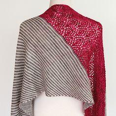 Le Lili Pilli de Ambah O'Brien se tricote en fingering avec des aiguilles 3,75 mm et coûte 6,00$