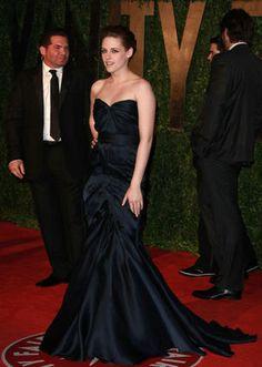 Kristen Stewart: Best Dressed Oscar Actresses of All Time