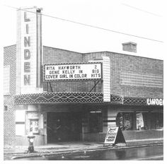 Linden Theatre Beechwood Avenue (Source: Archives of Ontario, via Miguelez This must be where the Towne cinema was too and that was Mel's diner beside it. Fun nights seeing Rocky Horror and Stop Making Sense here. Places Around The World, Travel Around The World, Around The Worlds, Movie Theater, Theatre, 1940s Movies, Rocky Horror, Capital City, Ottawa