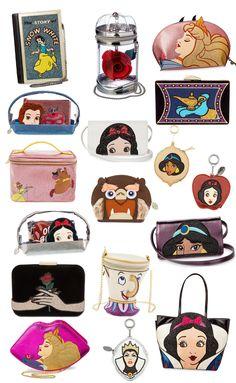 A Magical New Array of Disney Disney Inspired Outfits, Disney Outfits, Disney Style, Disney Fashion, Disney Handbags, Disney Purse, Danielle Nicole Disney, Disney Collection, Disney Baby Clothes