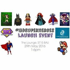 Our Official #IBDSuperHeroes Launch Event  29th of May 2016 http://ift.tt/1m8I5WP Event can be found via our Facebook page.  #fundraising #curecrohnscolitis #crohns #colitis #crohnsdisease #ulcerativecolitis #ibdawareness #ibd #cure by ibdsuperheroes