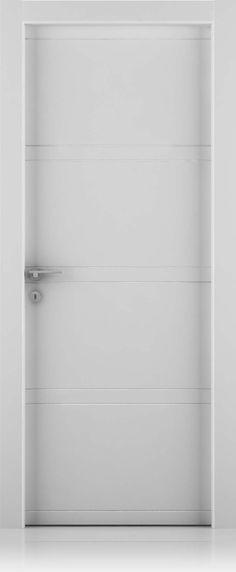 Swing door / laminate / flush - PLANUS SETTE by Antonio Citterio ...
