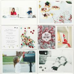 Project Life: December 2013 by stephaniebryan at @studio_calico