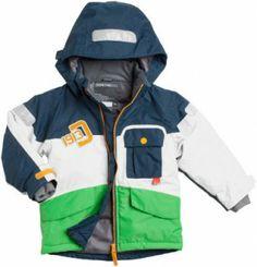 Didriksons 'Nanga' Kids Ski Jacket - Myrtle Green. £54.99 Ages 1-8 Years
