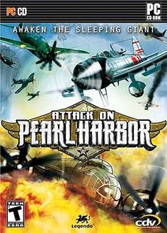 Attack on Pearl Harbor Game Review: Attack on Pearl Harbor was 1st demonstrated at the San Diego Comic-con 2007. The game is a semi-realistic flight simulator in which players have random dogfights or they can also play as either Japanese pilot Zenji Yamada or USAAF pilot Douglas Knox. Like Ace Combat,  PC Game Attack ON Pearl Harbor Full Download LINK:  Free Download Attack ON Pearl Harbor Full Version Game