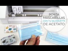 (3595) Porta mascarillas de acetato con tu Silhouette - YouTube Silhouette Cameo, Youtube, Ideas, Patterns, Computer File, Crystal, Drawings, Silhouette Cameo Projects, Youtubers